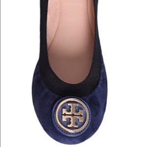 ** Like New** Tory Burch Clair Ballet Flats!!!!